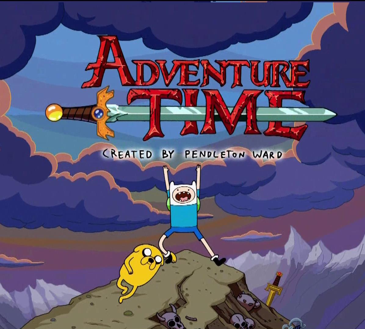 Adventure Time Season 1 Episode 0-af