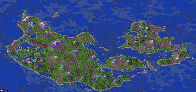 Minecraft-Denmark
